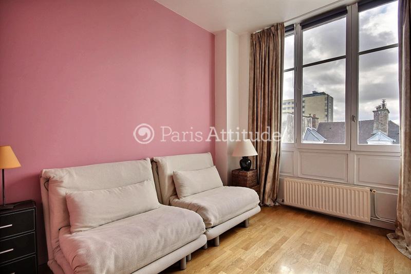 Rent Apartment in Paris 75012 - 95m² Bastille - ref 12918
