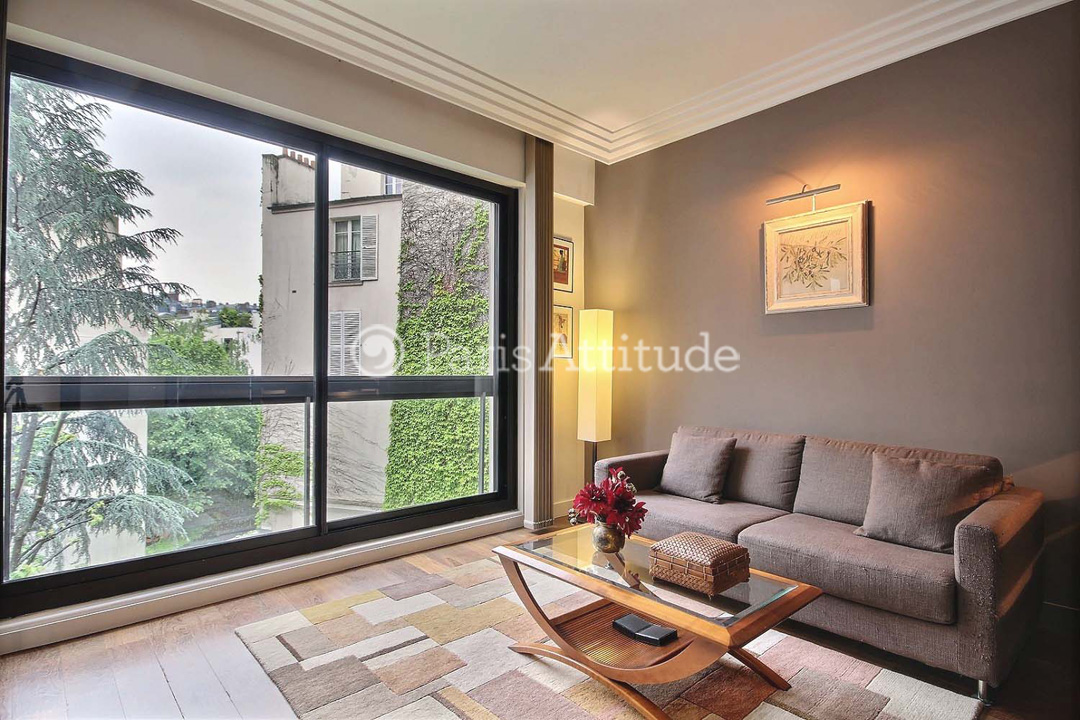 Louer un Appartement à Paris 75016 - Meublé - 41m² Arc de ...