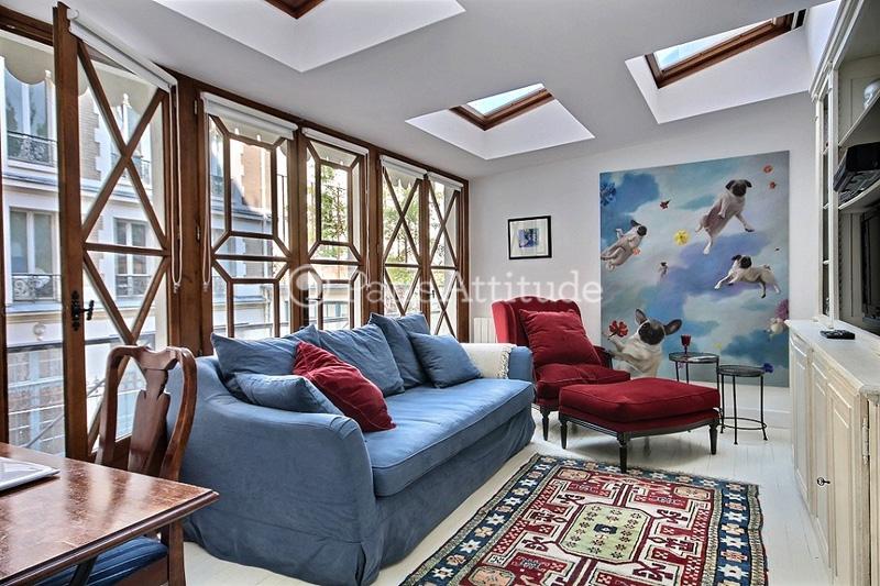 Awe Inspiring Rent Apartment In Paris 75006 Furnished 100M2 Saint Download Free Architecture Designs Rallybritishbridgeorg