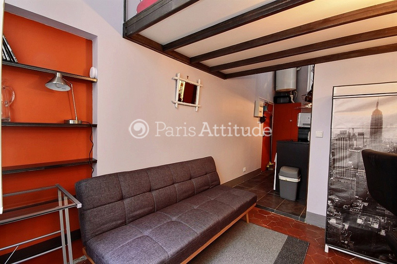 Rent Apartment In Paris 75002 Furnished 13m² Strasbourg Saint