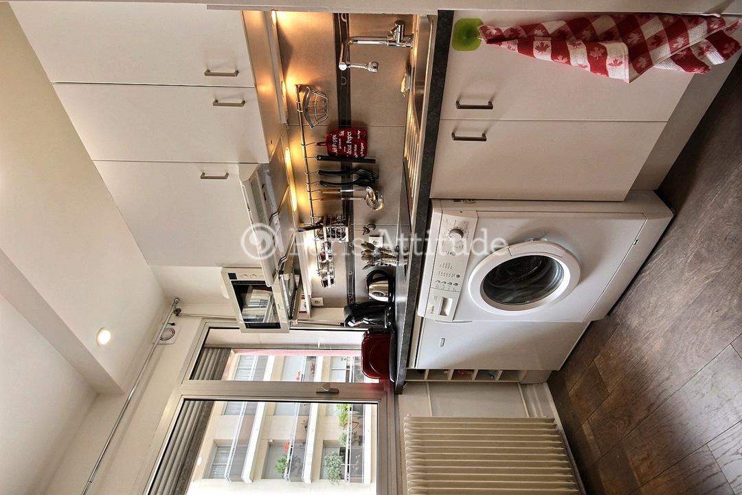 rent apartment in paris 75007 - 15m² duroc - ref 8483