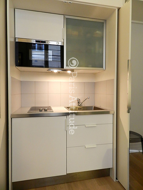 Rent Apartment In Paris 75005 - 17M² Latin Quarter - Pantheon