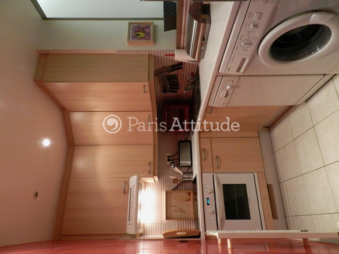 Louer un Appartement à Paris 75016 - 40m² La Muette - ref 9929 on