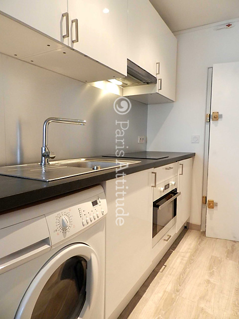 Rent Apartment in Paris 75005 - 29m² Port Royal - ref 9992