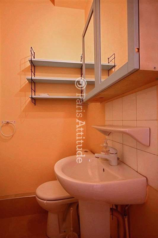 Louer un Appartement à Paris 75019 - 40m² Buttes Chaumont - ref 11363