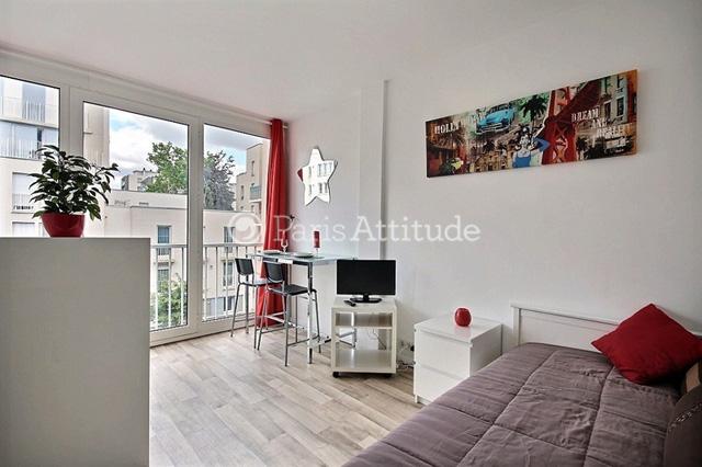 Rent Apartment Studio 18 M². Rue Des Longs Prés 92100 Boulogne Billancourt