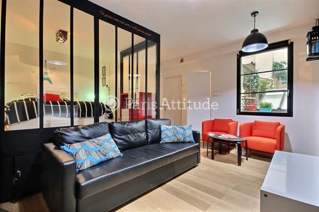Location Appartement 2 Chambres 42 M². Rue Notre Dame De Nazareth 75003  Paris