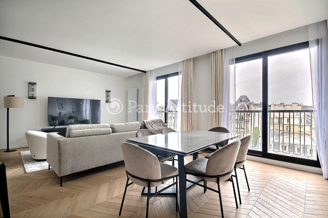 Latest Luxury Apartments In Paris. 2 Bedroom Apartment