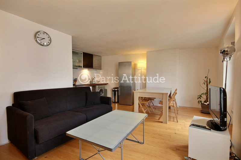 Rent Apartment 1 Bedroom 34 M²
