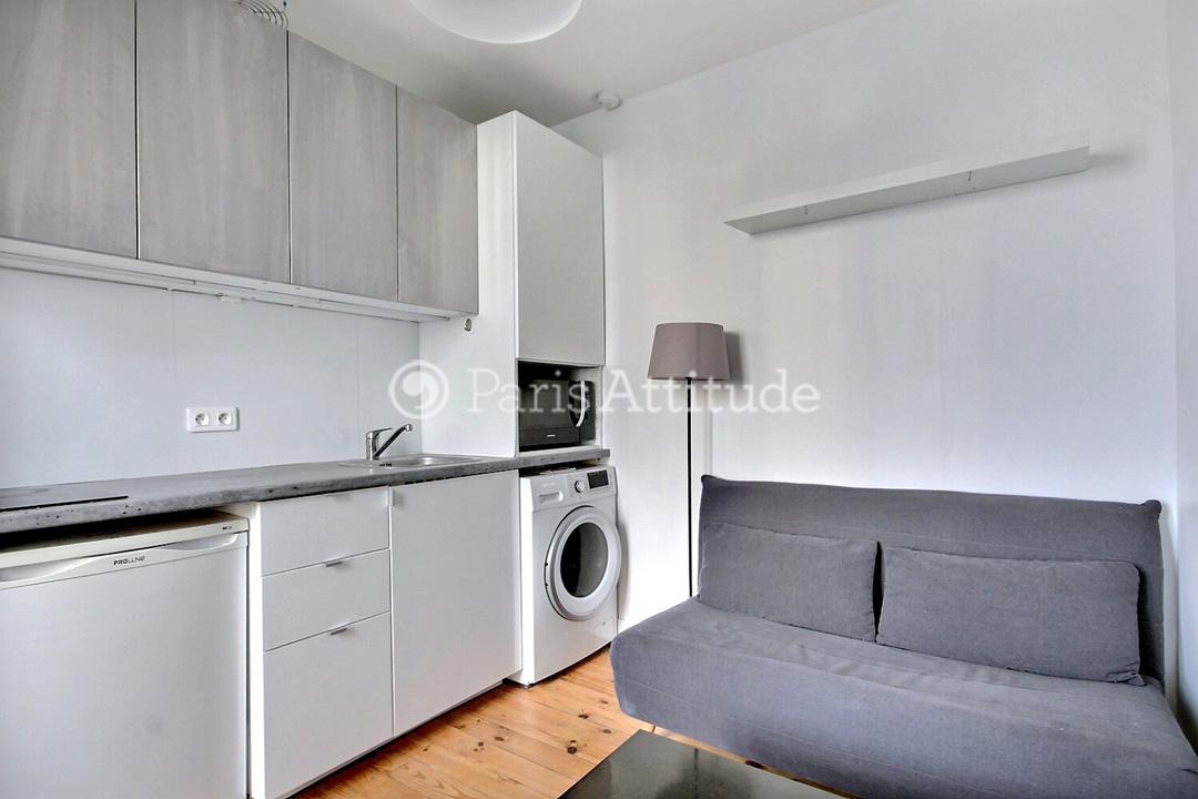 Rent Apartment 1 Bedroom 22 M²