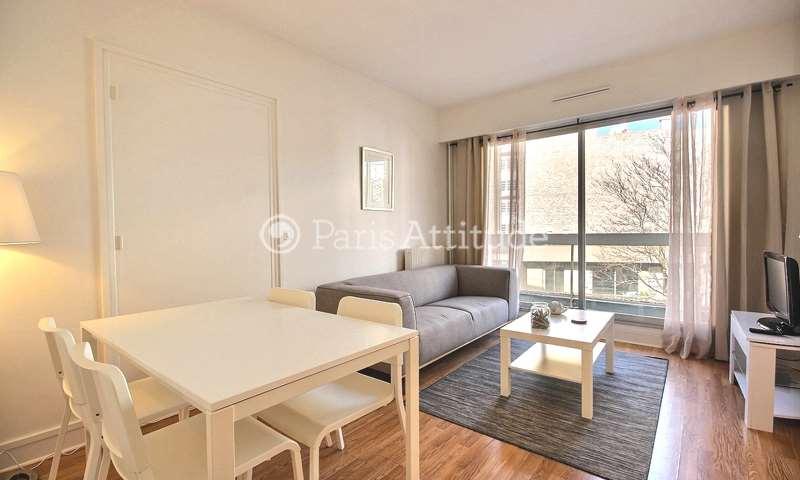 1 bedroom apartment - Paris Apartments