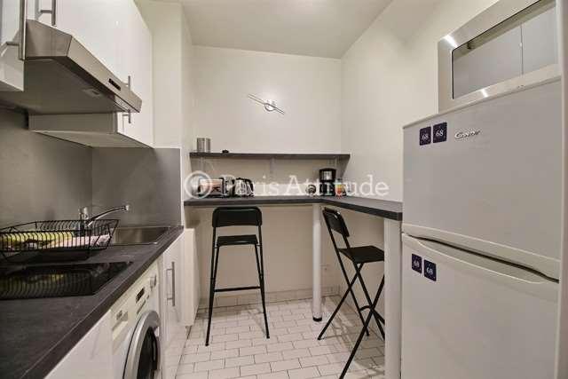 Louer Un Appartement A Paris 75014 Meuble 34m Montparnasse