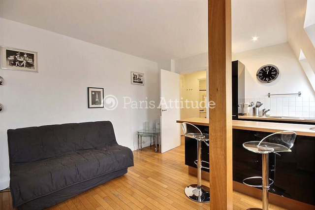 Rent Apartment Studio 24 M²