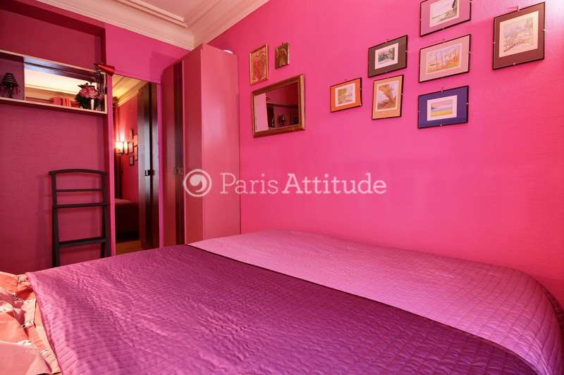 Rent Apartment in Paris 75006 - 80m² Luxembourg Garden - ref 2765