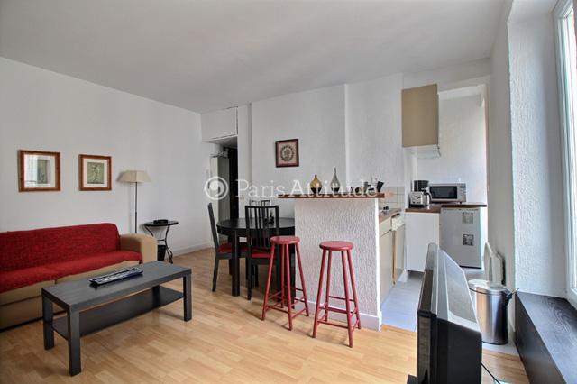 Rent Apartment 1 Bedroom 35 M²
