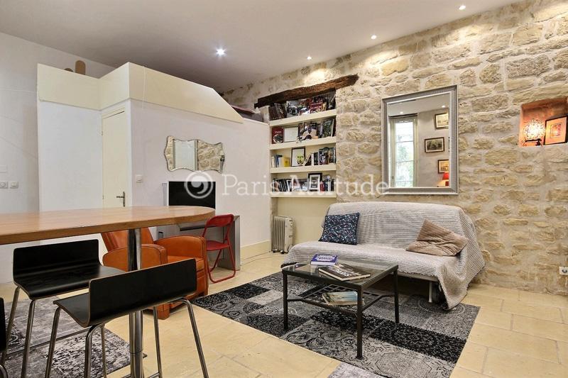 Rent Apartment Studio 32 M²