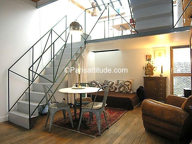 1 Bedroom Triplex