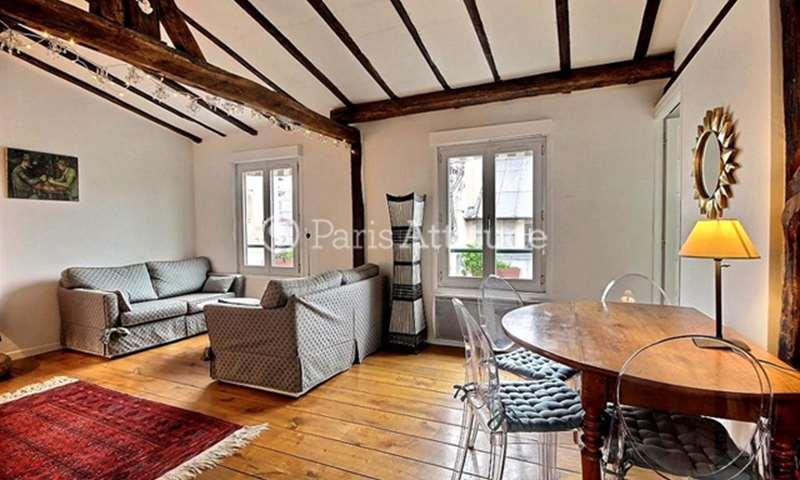 Rent Apartment 2 Bedroom 65 m   rue Saint Louis. Ile St Louis apartments rental   Paris Attitude