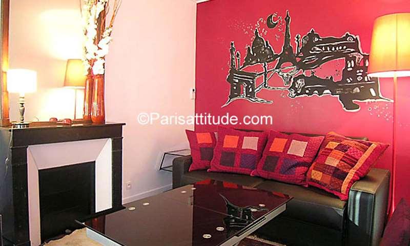 Rent Apartment in Paris 75007 - 32m² Invalides - ref 6957