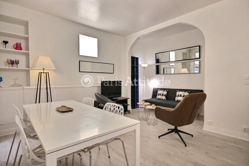 Rent Apartment 1 Bedroom 44 M²