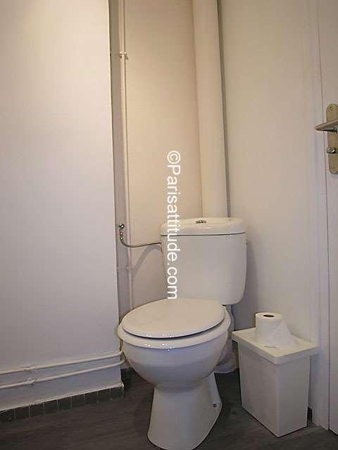Louer un Appartement à Paris 75019 - 34m² Buttes Chaumont La ...