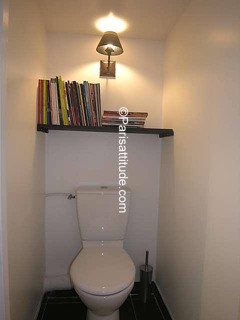 Louer un Loft à Paris 75019 - 41m² belleville - buttes chaumont ...