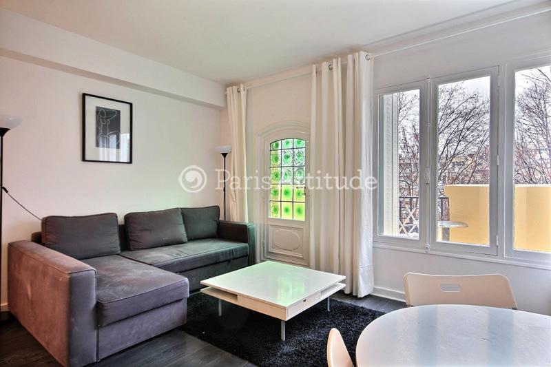 Location Appartement Studio 22 M². Boulevard Bineau 92200 Neuilly Sur Seine