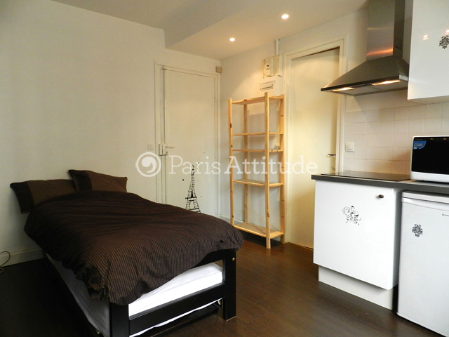 Location Appartement Studio 19 M². Avenue Ferdinand Buisson 92100 Boulogne  Billancourt