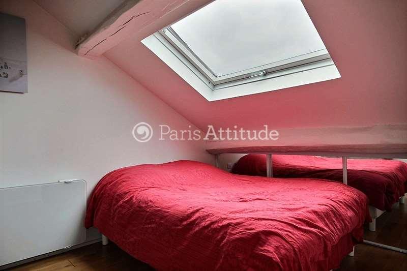 Rent Duplex in Paris 75010 - 46m² Bonne nouvelle - ref 8922