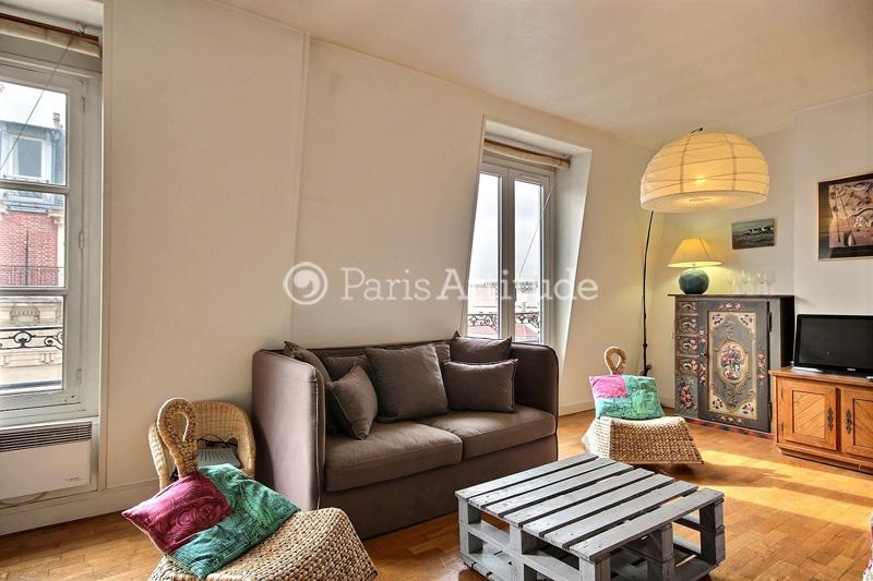Location Appartement Studio 33 M². Rue Du Château 92200 Neuilly Sur Seine