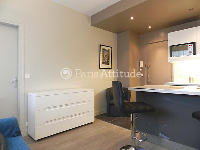 louer un appartement paris 75006 26m luxembourg garden ref 10007. Black Bedroom Furniture Sets. Home Design Ideas