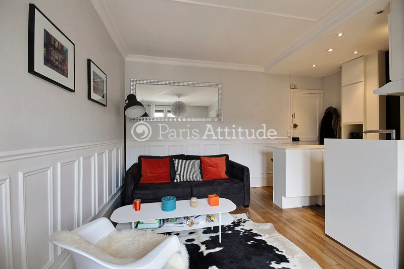 Louer un appartement paris 75017 35m porte de - Porte champerret salon ...