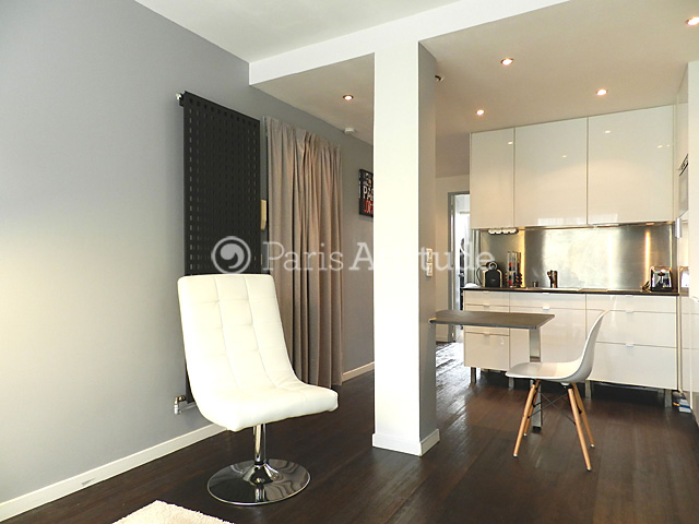Louer un appartement paris 75017 38m porte de - Porte champerret salon ...