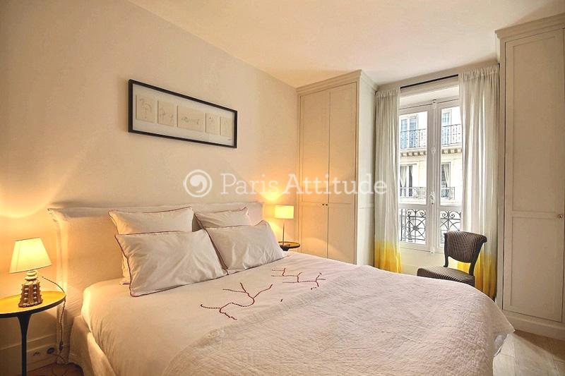 louer un appartement paris 75006 40m luxembourg garden ref 10625. Black Bedroom Furniture Sets. Home Design Ideas