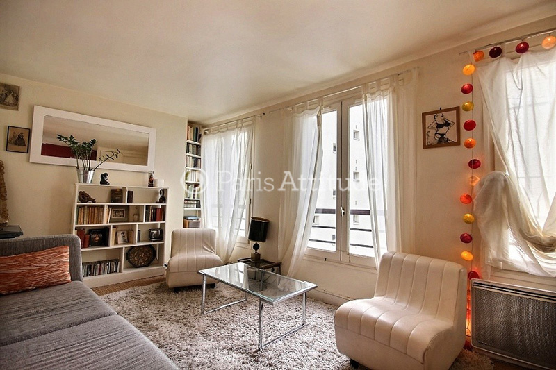 Louer un appartement paris 75009 35m montmartre - Nid rouge lincroyable appartement paris ...
