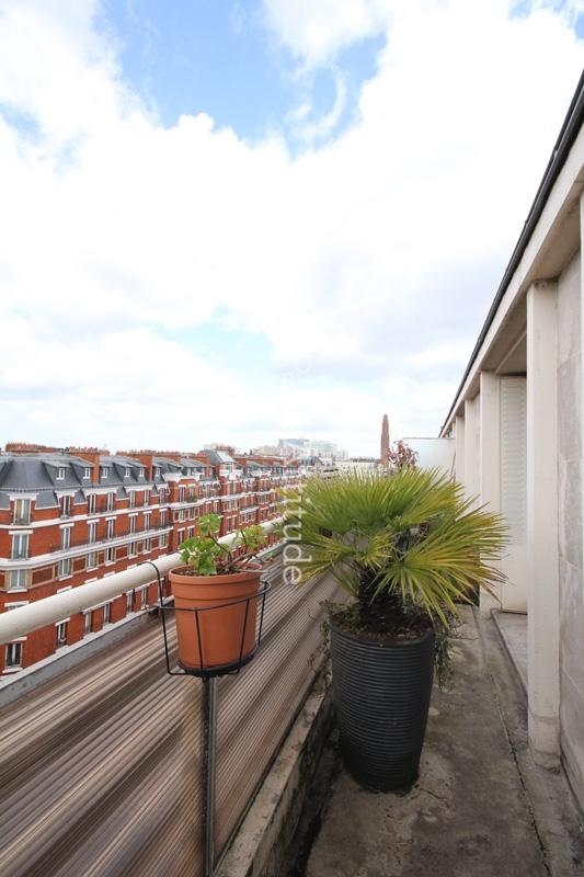 Louer un appartement paris 75017 meubl 45m porte de champerret ref 11341 - Chambre de commerce porte de champerret ...