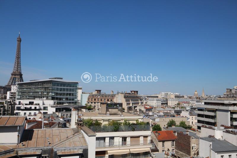Rent Apartment in Paris 75015