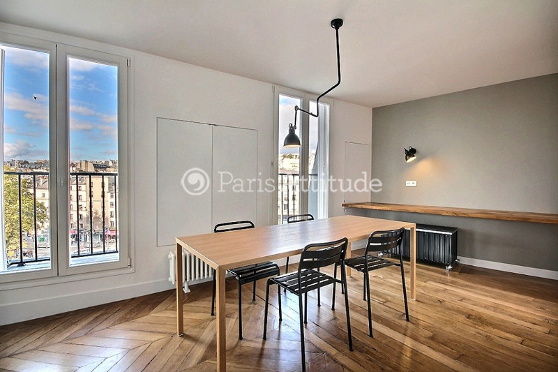Louer un appartement paris 75009 59m moulin rouge - Nid rouge lincroyable appartement paris ...
