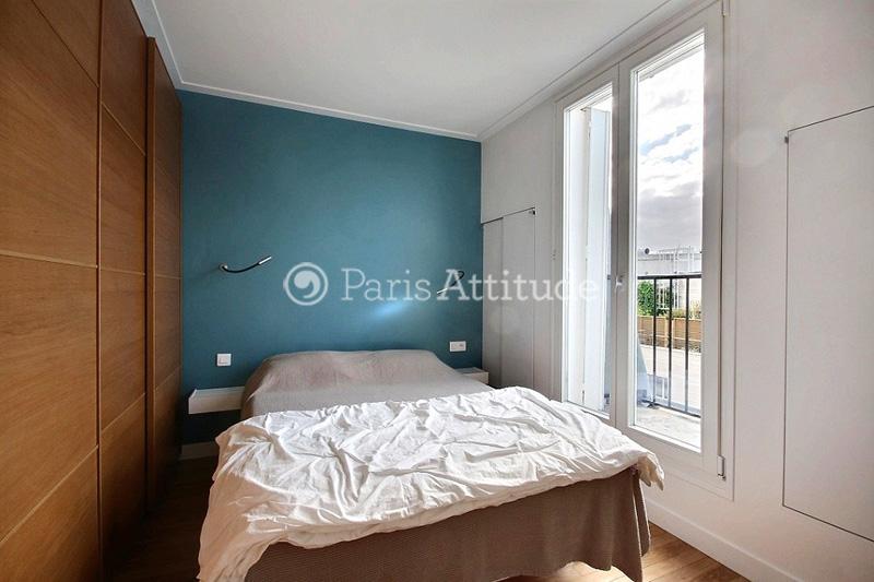 Bed Room Apartment Paris