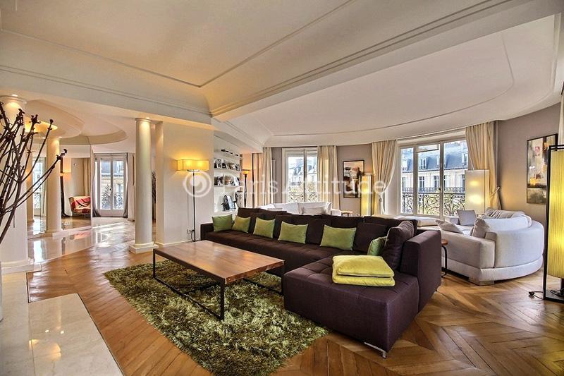 Louer Un Appartement  U00e0 Paris 75017 - Meubl U00e9