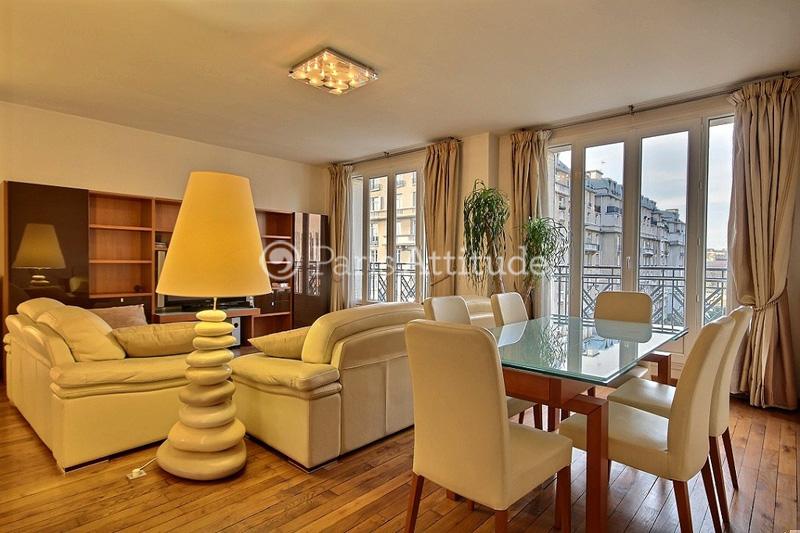 Louer un appartement paris 75017 92m porte de champerret ref 11946 - Chambre de commerce porte de champerret ...