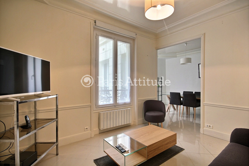 Louer un appartement paris 75017 42m porte de - Porte champerret salon ...