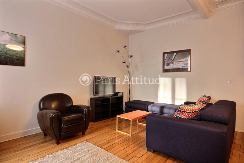 Louer Un Duplex Paris 75017 77m Porte Maillot Ref 12625