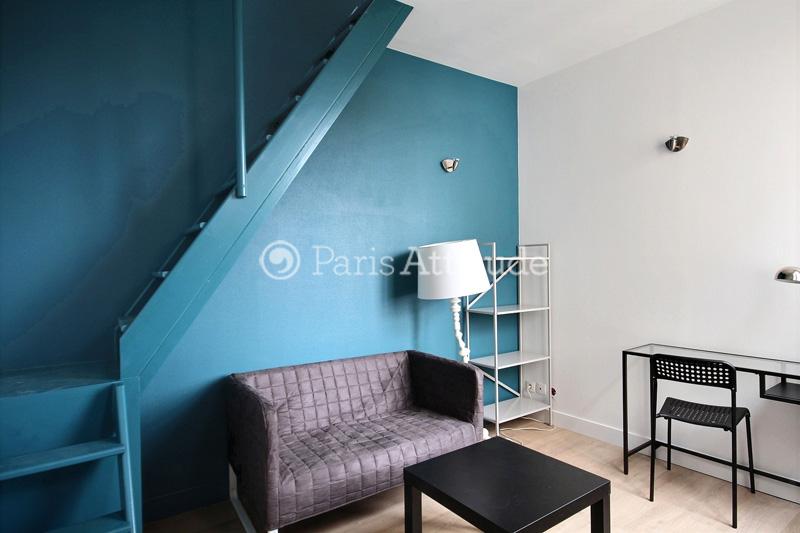 Louer Un Duplex Paris 75017 16m Porte Maillot Ref 12644