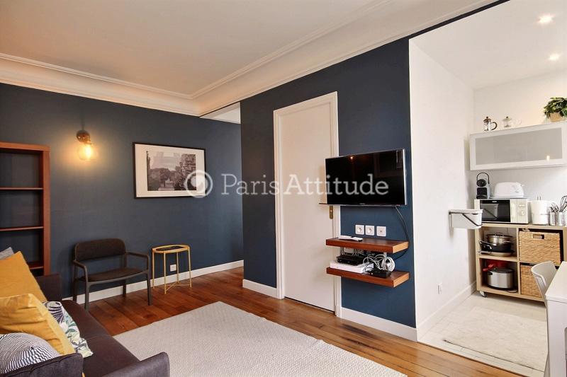 Louer Un Appartement Paris 75016 34m Arc De Triomphe
