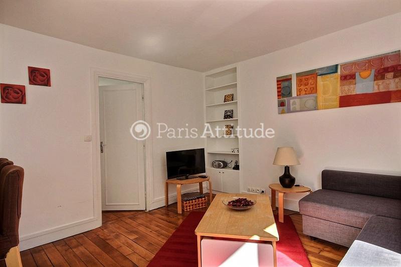 louer un appartement paris 75005 40m luxembourg garden ref 1489. Black Bedroom Furniture Sets. Home Design Ideas