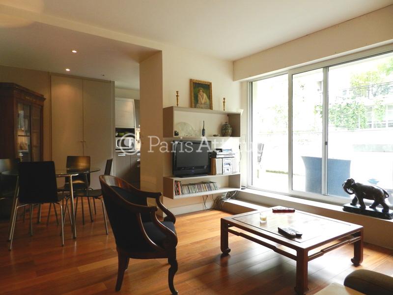 Rent Apartment In Paris 75017 - Furnished