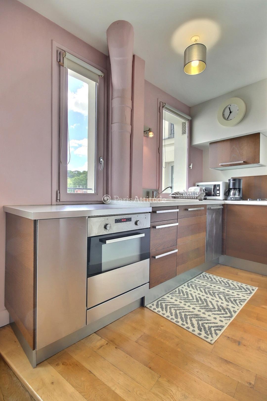 louer un appartement paris 75020 47m pere lachaise ref 4660. Black Bedroom Furniture Sets. Home Design Ideas