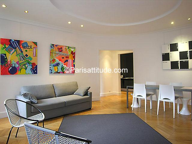 Louer un appartement paris 75016 62m champs elysees - Salon de coiffure afro champs elysees ...