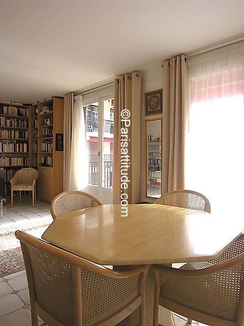 Louer un appartement boulogne billancourt 92100 57m for Salle a manger 92100